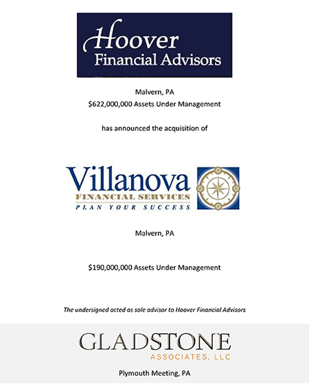 Hoover Financial Advisors Tombstone
